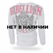 Лонгслив Dobermans Aggressive Rebellion 13 LS165 серый
