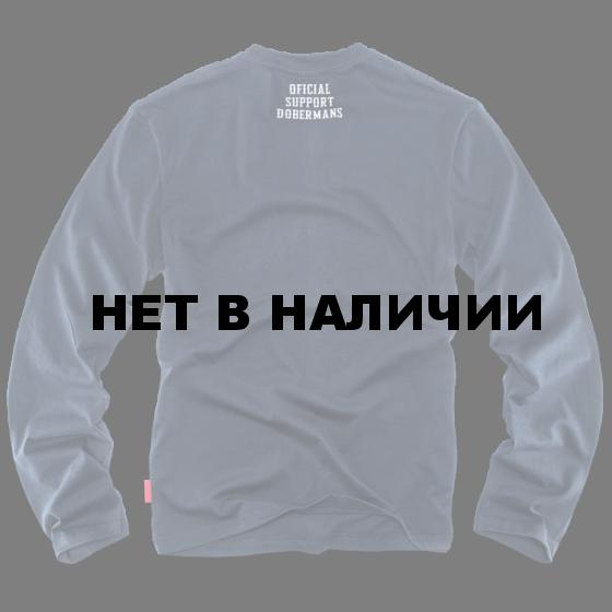 Лонгслив Dobermans Aggressive Revolt LS169 Navy