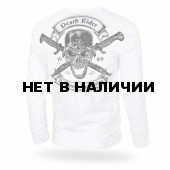 Лонгслив Dobermans Aggressive Undercover DR LS170 белый