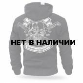 Толстовка Dobermans Aggressive Undercover DR KZ170 черная