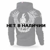 Толстовка Dobermans Aggressive Welcome To Hell BK156 черная