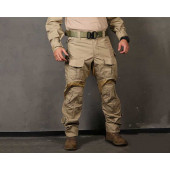 Брюки Emerson Tactical тактические Emerson G3 Combat Pants 2017 Khaki