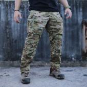 Брюки Emerson Tactical тактические Emerson Blue Label G3 Tactical Pants Multicam