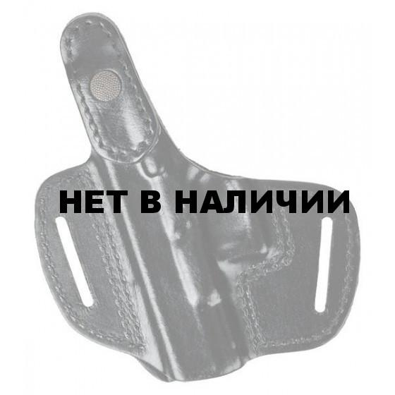 Кобура Stich Profi поясная для Glock 19 модель №2 Расположение: Левша, Ширина ремня: 40 мм.