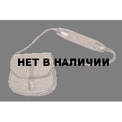 Сумка-патронташ Holster LODEN малая 100п кожа Loden+