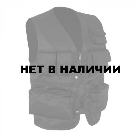 Жилет ANA Tactical Репортер разгрузочный черный