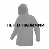 Толстовка Stich Profi флисовая Stich Profi с капюшоном на молнии черный