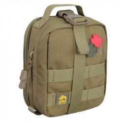 Подсумок-аптечка ANA Tactical быстросъемная на molle Tactical khaki