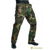 Брюки ProfArmy Спец RipStop-210 Woodland