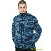 Куртка ProfArmy HUSKY MPF-19 флис цифра МВД