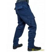 Брюки ProfArmy Mistral-2 XPS09 Softshell синие