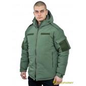 Куртка ProfArmy зимняя ВКБО мембрана олива