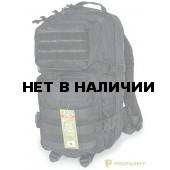 Рюкзак ProfArmy Assault черный 30 л