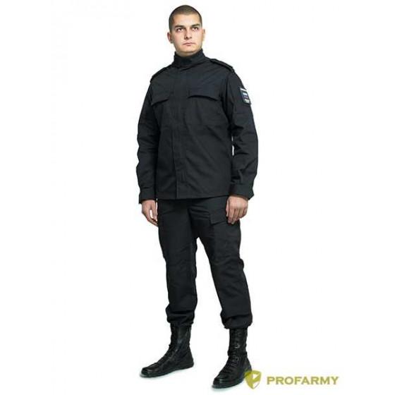 Костюм ProfArmy Росгвардия 210 CPR-16 черный
