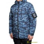 Куртка ProfArmy Гвардия PM-19 цифра МВД