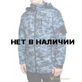 Куртка ProfArmy Росгвардия таслан цифра МВД