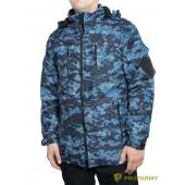 Куртка ProfArmy Росгвардия мембрана цифра МВД
