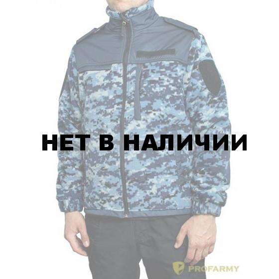 Куртка ProfArmy Патруль флисовая цифра МВД