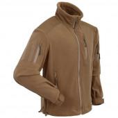 Куртка ANA Tactical Аргун флисовая coyote brown