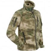 Куртка ANA Tactical Аргун флисовая A-tacs FG