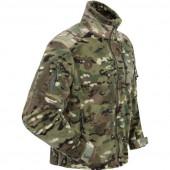 Куртка ANA Tactical Аргун флисовая multicam