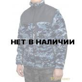 Куртка ProfArmy Husky-3 флисовая цифра МВД