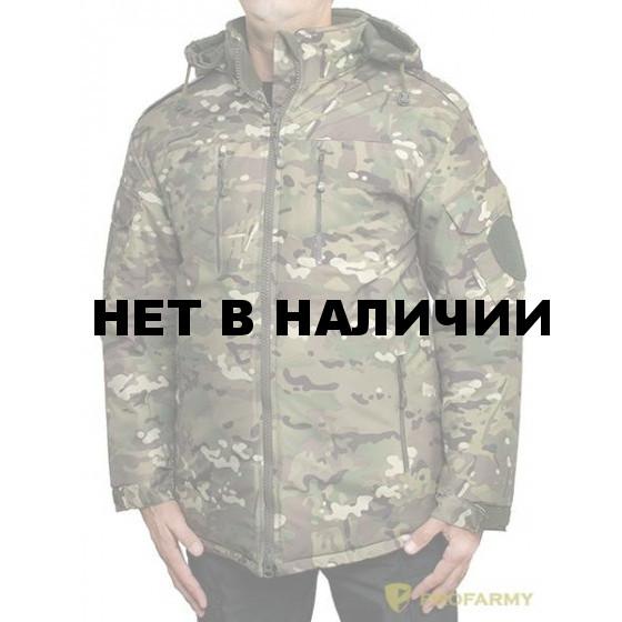 Куртка ProfArmy Гвардия SC мембрана multicam