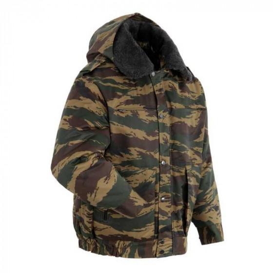 Куртка ANA Tactical Снег Р51-07 зеленый камыш