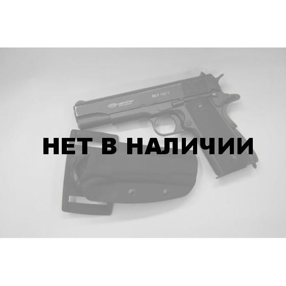 Кобура Stich Profi пластиковая Colt 1911 №25 с поясным креплением