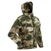 Куртка ANA Tactical Дамаск флисовая A-tacs FG