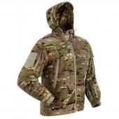 Куртка ANA Tactical Дамаск флисовая multicam