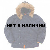 Парка Nord Storm Аляска N3B regular blue/orange