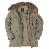 Куртка Nord Storm N3B cotton аляска олива
