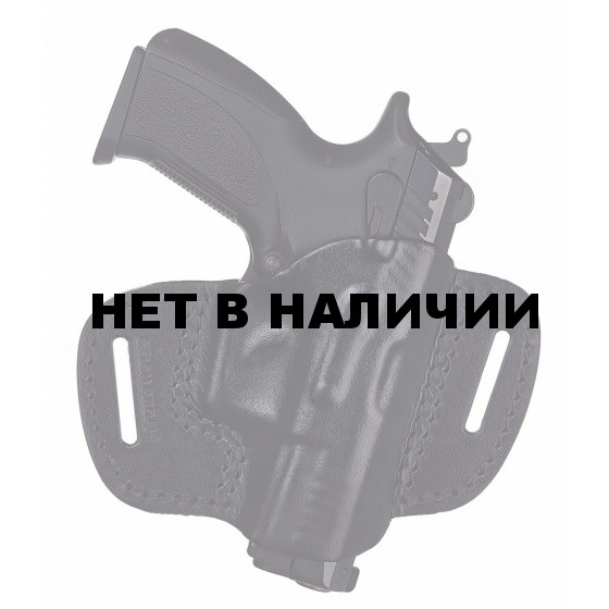 Кобура Stich Profi для Т10 поясная модель №1 Расположение: Левша, Ширина ремня: 50 мм.