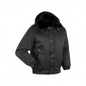 Куртка ANA Tactical Р51-09 Снег со съемными погонами черная