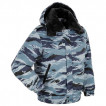 Куртка ANA Tactical Р51-09 Снег со съемными погонами серый камыш