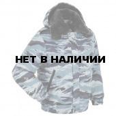 Куртка ANA Tactical Р51-09 Снег со съемными погонами серая кукла