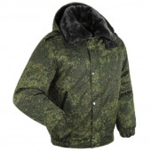 Куртка ANA Tactical Р51-09 Снег со съемными погонами ЕМР