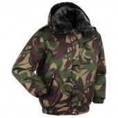 Куртка ANA Tactical Р51-09 Снег со съемными погонами зеленая куртка