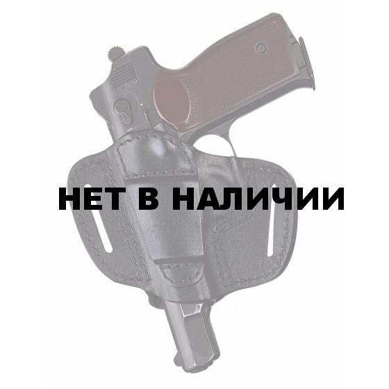 Кобура Stich Profi для АПС поясная модель №11 Расположение: Правша, Цвет: Коричневый, Ширина ремня: 35 мм.