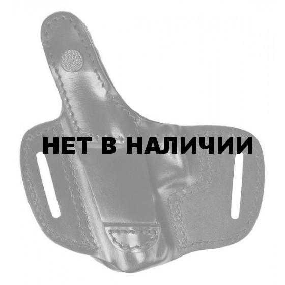 Кобура Stich Profi поясная для Heckler-Kock USP Compact модель №12 Расположение: Правша, Цвет: Черный, Ширина ремня: 35 мм.