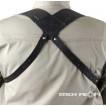 Кобура Stich Profi наплечная горизонтальная для Гроза 3 модель №21 Расположение: Левша, Цвет: Черный