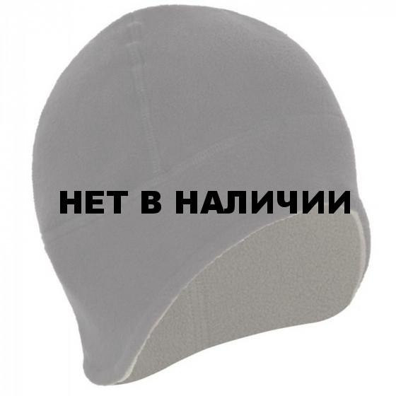 Шапка ANA Tactical М3 флисовая двойная с увеличенной ушной зоной черная