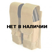 Подсумок Blackhawk! S.T.R.I.K.E. M4 Double Mag Pouch (Holds 4) под 4 магазина coyote