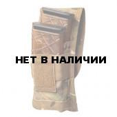 Подсумок Blackhawk! S.T.R.I.K.E. M4 Single Mag Pouch (Holds 2) под 2 магазина multicam