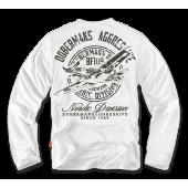 Лонгслив Dobermans Aggressive BF109 LS34 белый