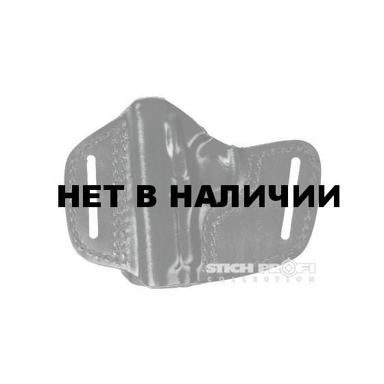 Кобура Stich Profi поясная для ТТ модель №19 Расположение: Левша, Цвет: Черный, Ширина ремня: 35 мм.