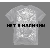Футболка Dobermans Aggressive Viking II steel