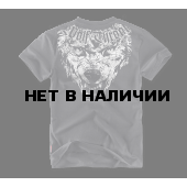Футболка Dobermans Aggressive Wolf Throat II steel