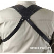Кобура Stich Profi наплечная горизонтальная для Гроза Р-04С модель №21 Расположение: Правша, Цвет: Черный